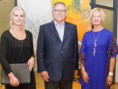 Momentaufnahmen Uschi Pfeifer – Raiffeisen-Volksbank Aschaffenburg eG