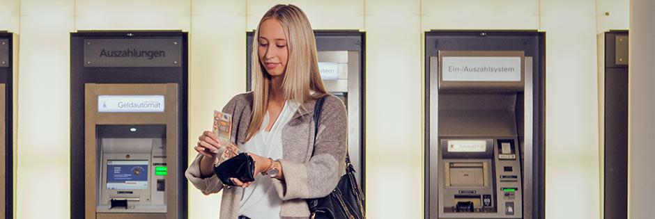 Geldautomat Aschaffenburg EDEKA Stenger – Raiffeisen-Volksbank Aschaffenburg eG