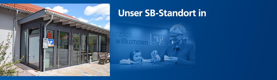 SB-Stelle Dammbach - Raiffeisenbank Aschaffenburg eG