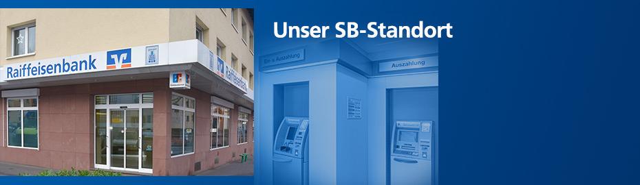 Geschäftsstelle Damm – Raiffeisen-Volksbank Aschaffenburg eG