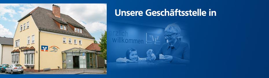 Geschäftsstelle Elsenfeld – Raiffeisen-Volksbank Aschaffenburg eG