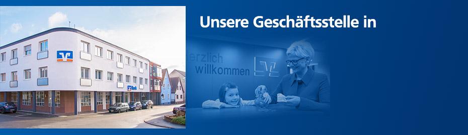 Geschäftsstelle Goldbach - Raiffeisenbank Aschaffenburg eG