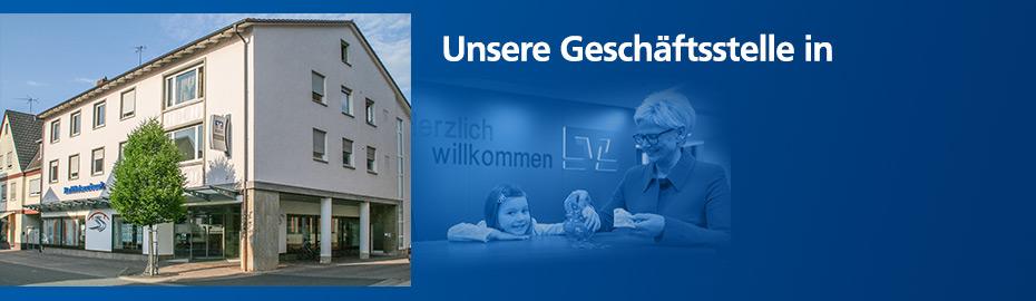 Geschäftsstelle Großwallstadt – Raiffeisen-Volksbank Aschaffenburg eG