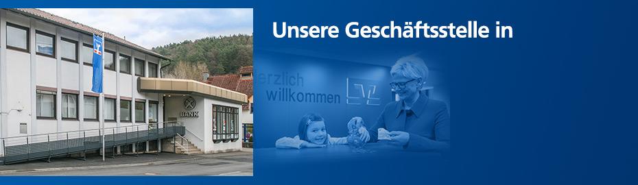 Geschäftsstelle Heimbuchenthal - Raiffeisenbank Aschaffenburg eG