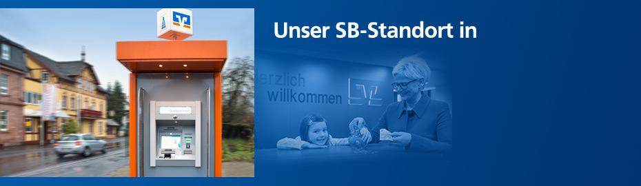 SB-Standort Hösbach-Bahnhof – Raiffeisen-Volksbank Aschaffenburg eG