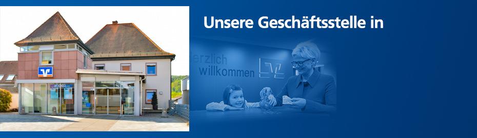 Geschäftsstelle Hösbach – Raiffeisen-Volksbank Aschaffenburg eG