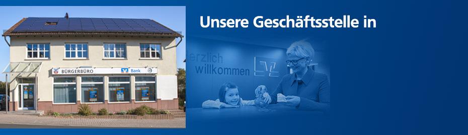 Geschäftsstelle Johannesberg- Raiffeisenbank Aschaffenburg eG
