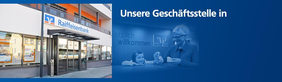 Geschäftsstelle Kahl am Main - Raiffeisenbank Aschaffenburg eG