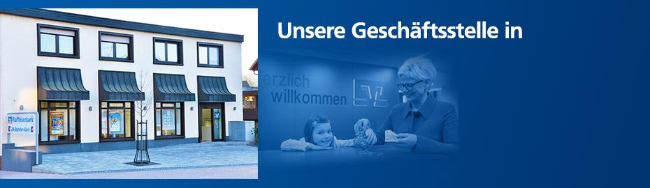 Geschäftsstelle Laufach – Raiffeisen-Volksbank Aschaffenburg eG