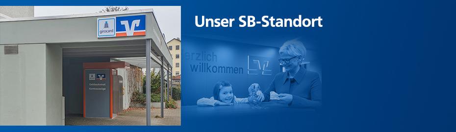 SB-Standort Leider – Raiffeisen-Volksbank Aschaffenburg eG