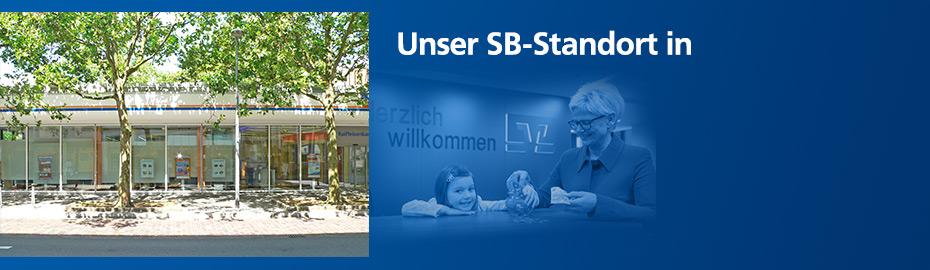 Geschäftsstelle Luitpoldstraße - Raiffeisenbank Aschaffenburg eG