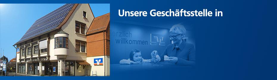 Geschäftsstelle Mömbris – Raiffeisen-Volksbank Aschaffenburg eG