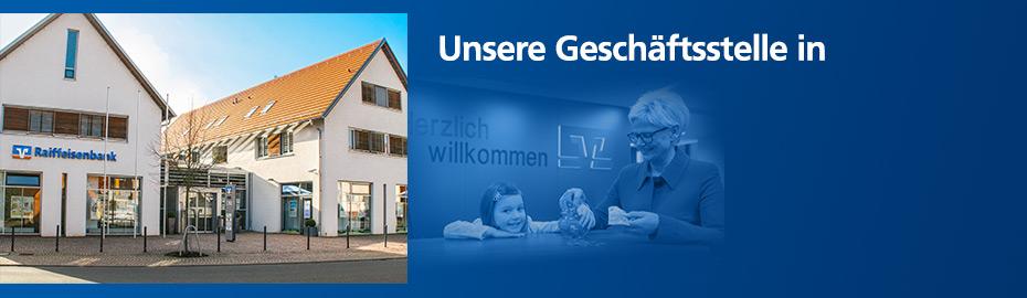Geschäftsstelle Mömlingen – Raiffeisen-Volksbank Aschaffenburg eG