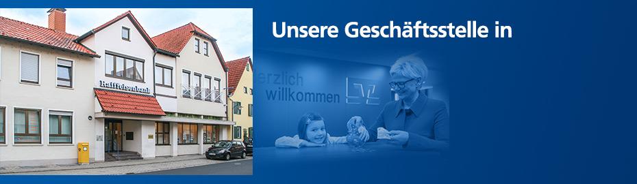 Geschäftsstelle Niedernberg – Raiffeisen-Volksbank Aschaffenburg eG