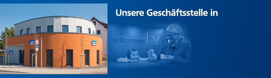 Geschäftsstelle Obernau – Raiffeisen-Volksbank Aschaffenburg eG