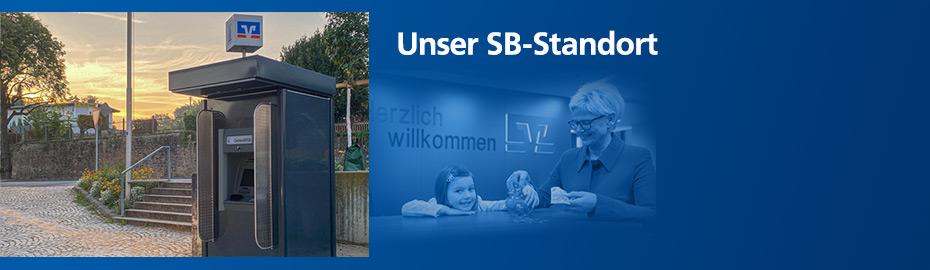 SB-Geschäftsstelle Pflaumheim – Raiffeisen-Volksbank Aschaffenburg eG