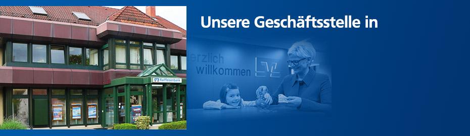 Geschäftsstelle Schweinheim – Raiffeisen-Volksbank Aschaffenburg eG