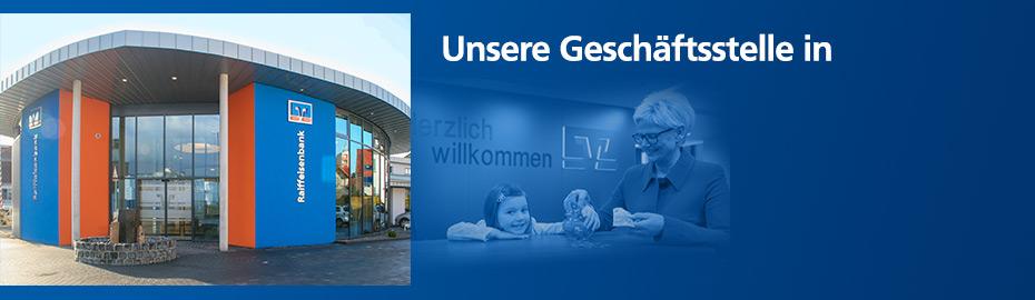 Geschäftsstelle Stockstadt – Raiffeisen-Volksbank Aschaffenburg eG