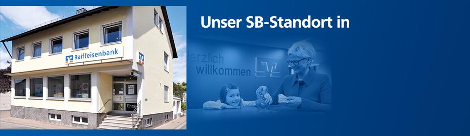SB-Standort Straßbessenbach – Raiffeisen-Volksbank Aschaffenburg eG