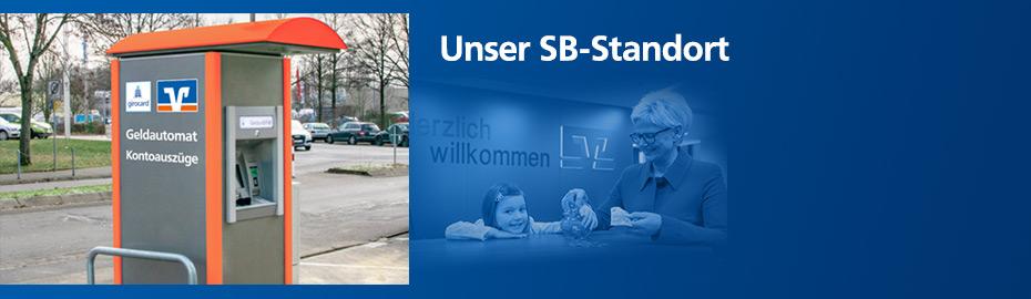 SB-Standort in Strietwald - Raiffeisenbank Aschaffenburg eG