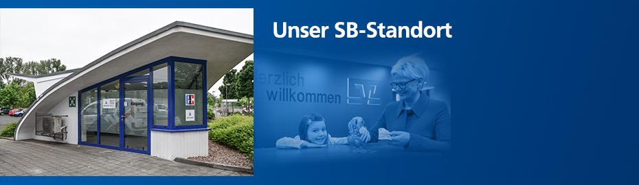SB-Geschäftsstelle Admira Center – Raiffeisen-Volksbank Aschaffenburg eG