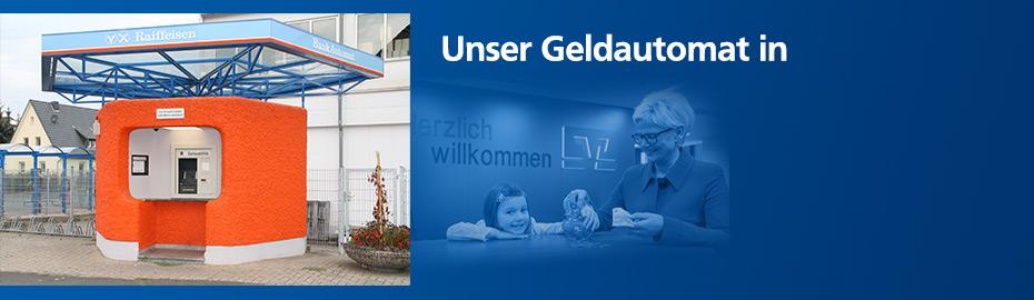 SB-Stelle Großostheim - Raiffeisenbank Aschaffenburg eG