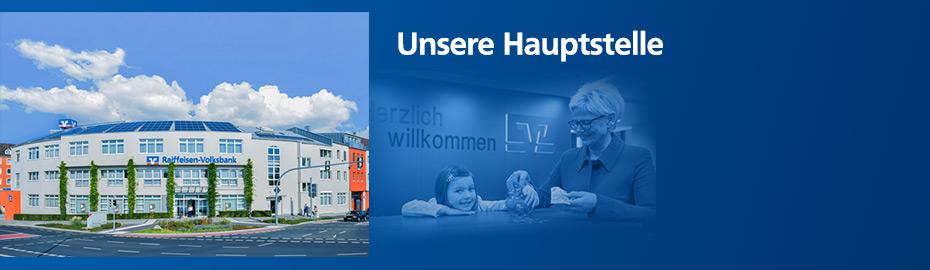 Haupstelle – Raiffeisen-Volksbank Aschaffenburg eG