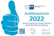 Auszeichnung der IHK Aschaffenburg