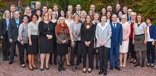 Mitarbeiter-Jubiläum 2017