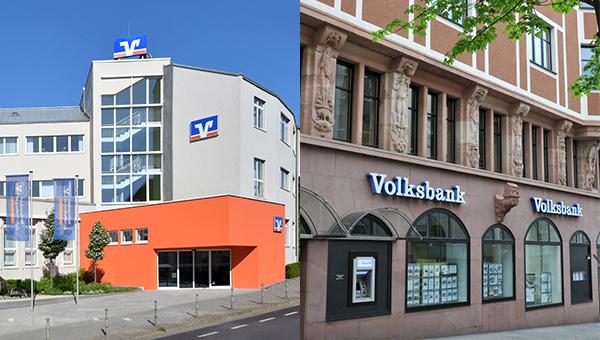 Geplante Fusion der beiden Aschaffenburger Genossenschaftsbanken