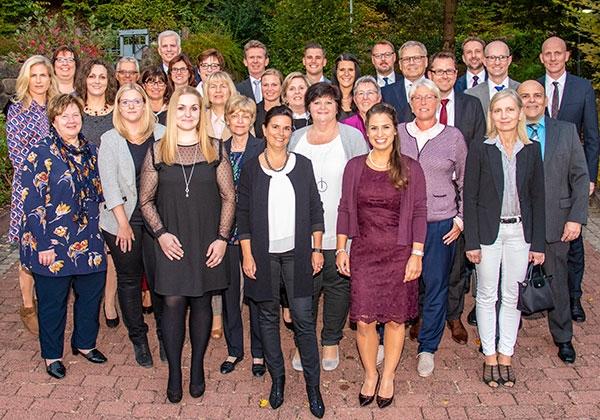 Mitarbeiter-Jubiläum 2018