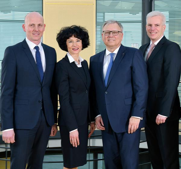 Vorstand Raiffeisenbank Aschaffenburg eG